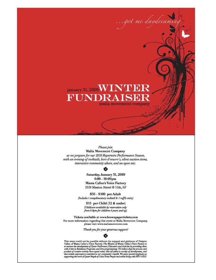 WinterFundraiser2009