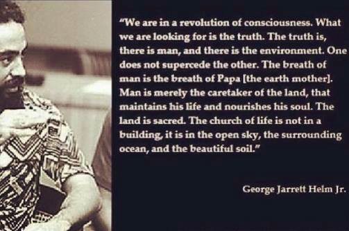 George Helm quote
